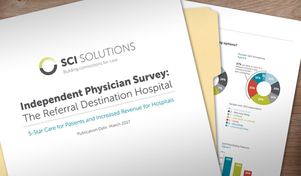 SCI Report: Communication and Convenience Bring Hospitals